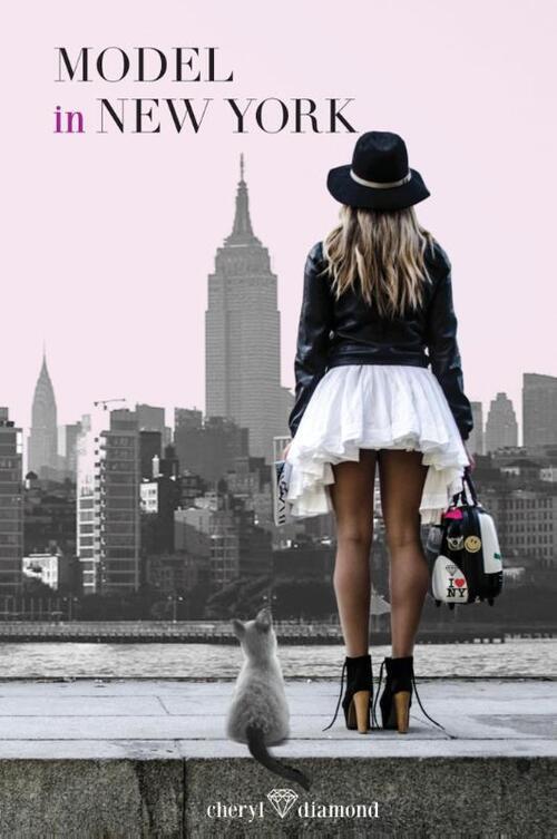 Afbeelding van Model in New York
