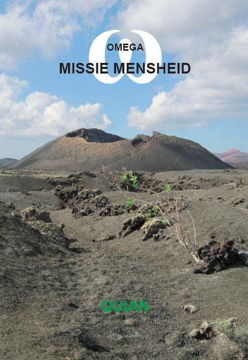 Afbeelding van Omega missie mensheid