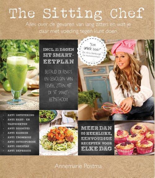 Afbeelding van The sitting chef
