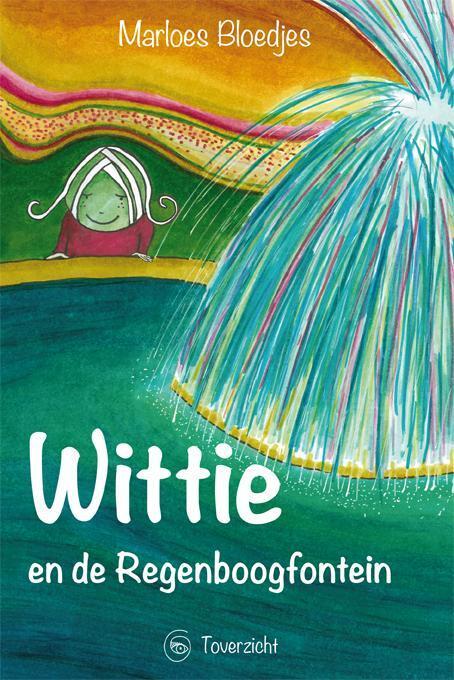 Afbeelding van Wittie en de regenboogfontein