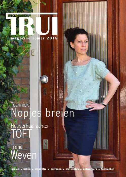TRUI magazine zomer 2018
