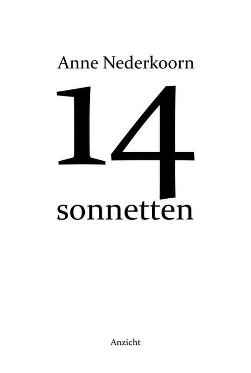 Afbeelding van 14 Sonnetten