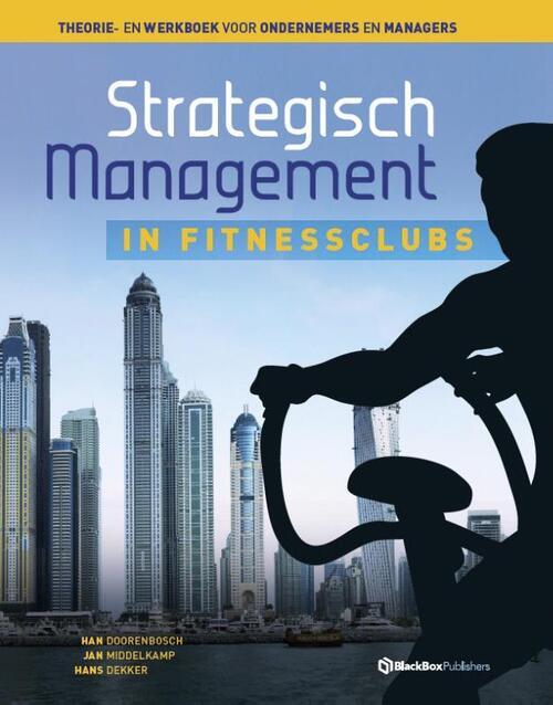 Afbeelding van Strategisch management in fitnessclubs
