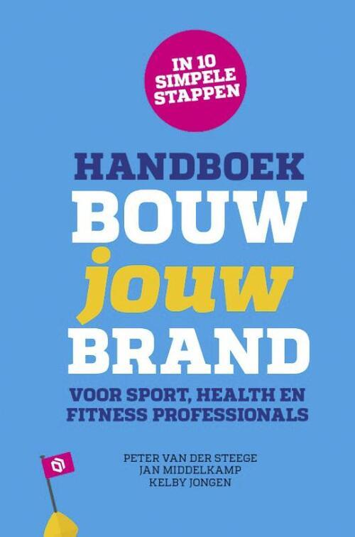 Afbeelding van Handboek Bouw jouw Brand
