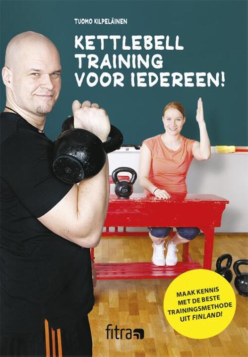 Afbeelding van Kettlebell training voor iedereen