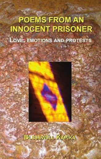 Afbeelding van Poems from an innocent prisoner