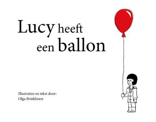Afbeelding van Lucy heeft een ballon