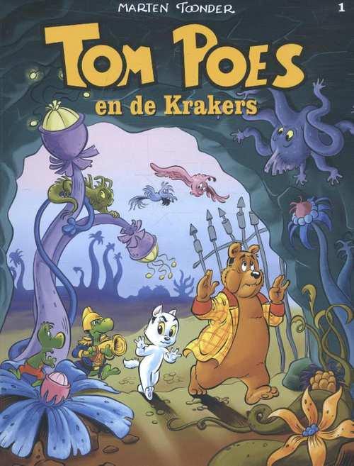 Tom Poes en de krakers kopen