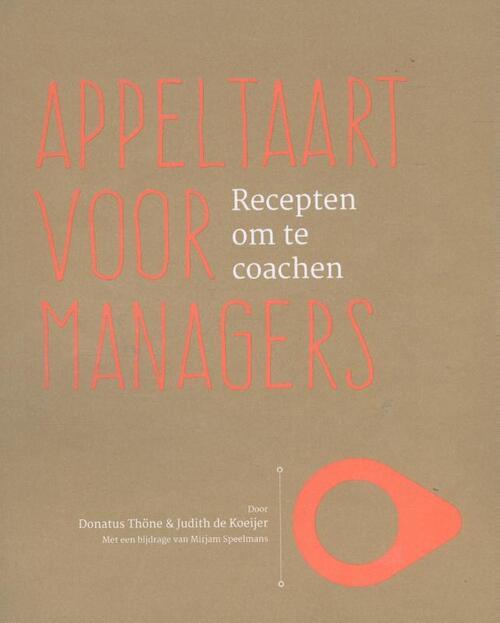 Afbeelding van Appeltaart voor managers