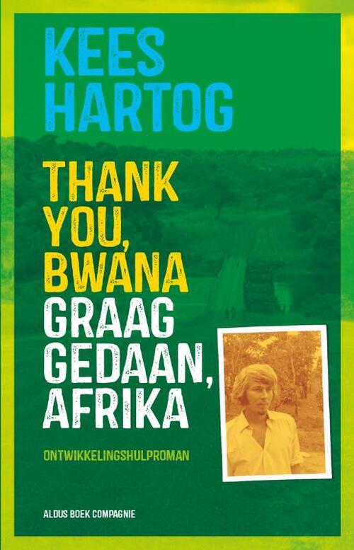 Afbeelding van Thank you, bwana Graag gedaan, Afrika