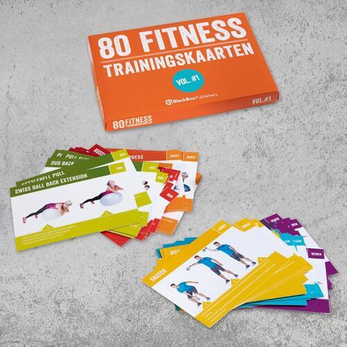 Afbeelding van Fitness trainingskaarten - Volume 1
