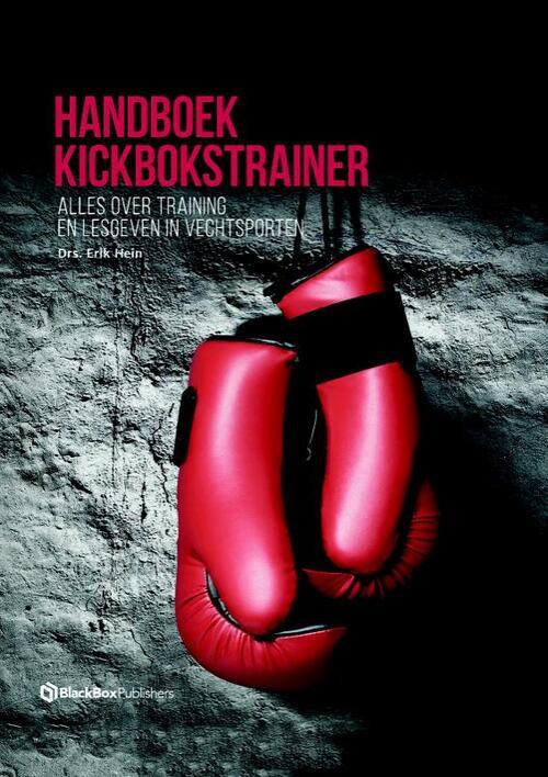 Afbeelding van Handboek kickbokstrainer