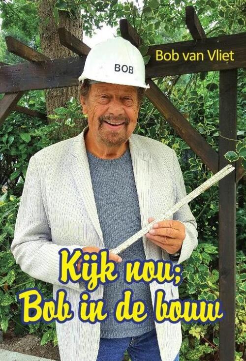 Afbeelding van Kijk nou; Bob in de bouw