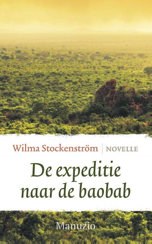 Afbeelding van De expeditie naar de baobab