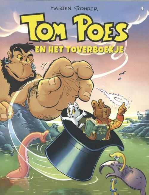 Tom Poes en het toverboekje kopen