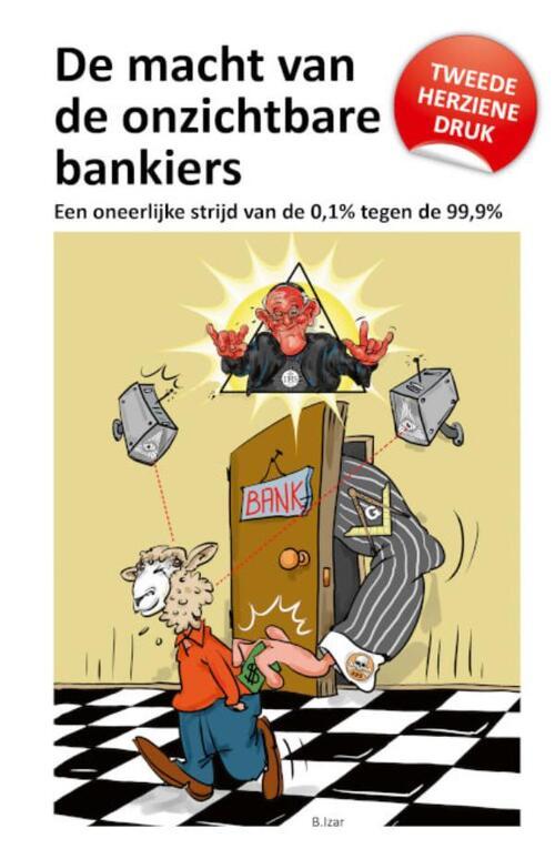 Afbeelding van De macht van de onzichtbare bankiers