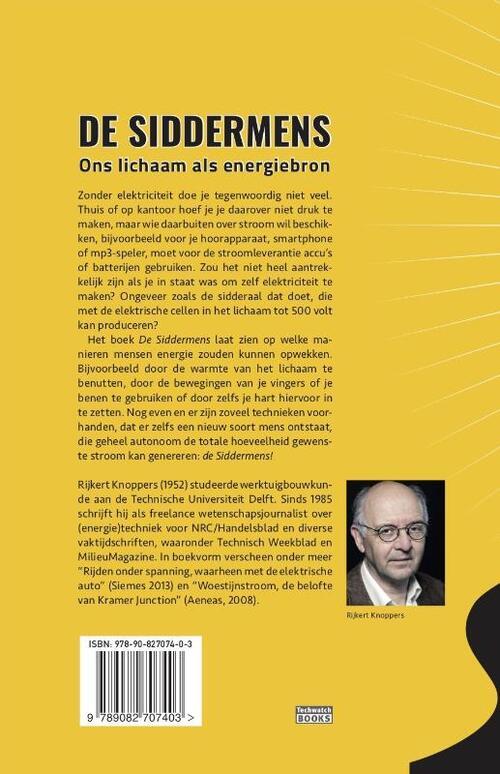De Siddermens Rijkert Knoppers 9789082707403 Boek Bookspot Nl