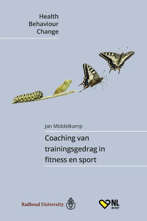 Afbeelding van Coaching van trainingsgedrag in fitness en sport