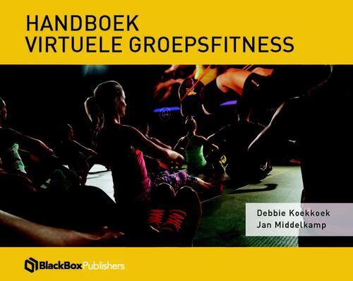 Afbeelding van Handboek virtuele groepsfitness