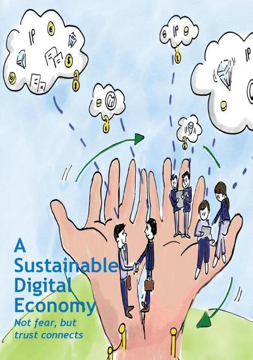 Afbeelding van A Sustainable Digital Economy