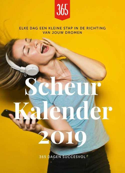 Afbeelding van 365 Dagen Succesvol Scheurkalender 2019