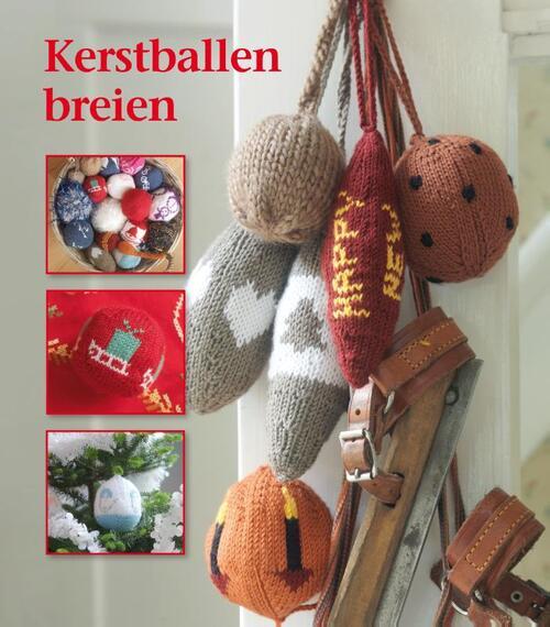 Afbeelding van Kerstballen breien