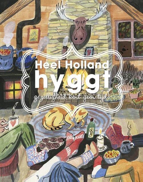 Afbeelding van Heel Holland hyggt