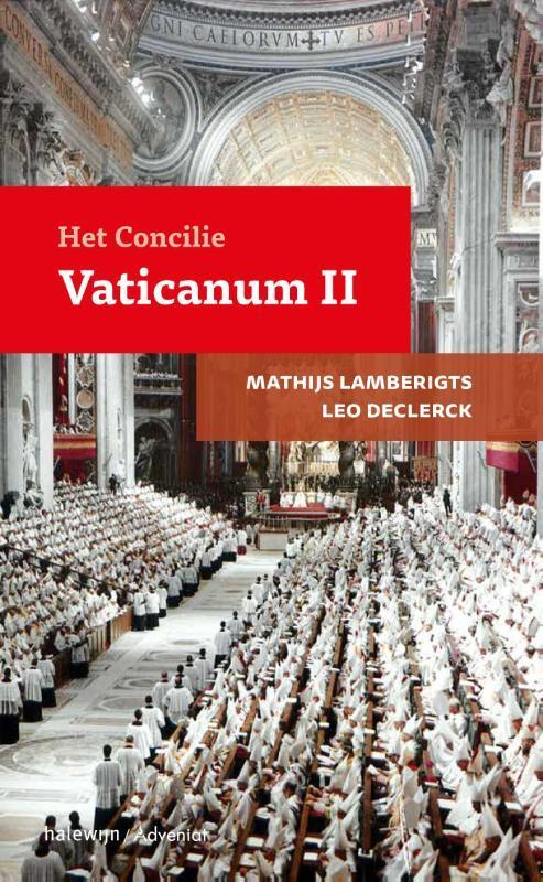 Afbeelding van Het Concilie Vaticanum II