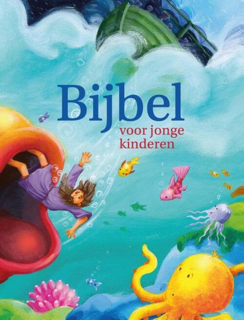 Bijbel voor jonge kinderen Hardcover Op werkdagen voor 23:00 uur besteld, volgende dag in huis Columbus