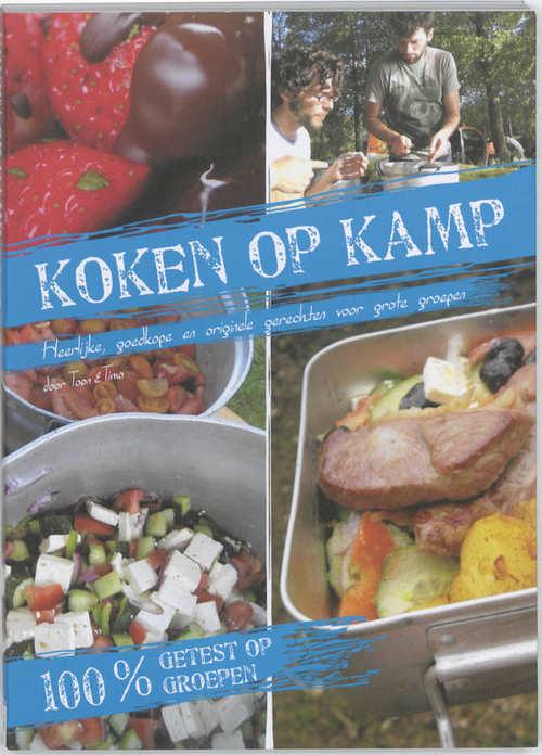 Afbeelding van Koken op Kamp