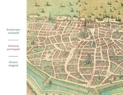 Afbeelding van Antwerpen verbeeld (N-E-F)