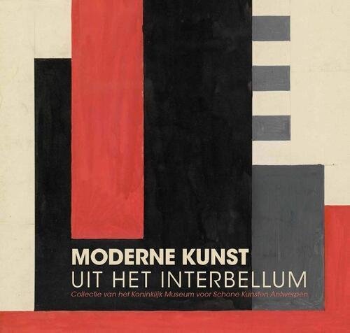 Afbeelding van Moderne kunst uit het interbellum