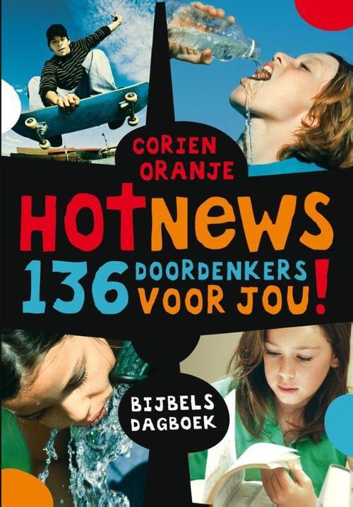 Afbeelding van Hot news - 136 doordenkers voor jou!