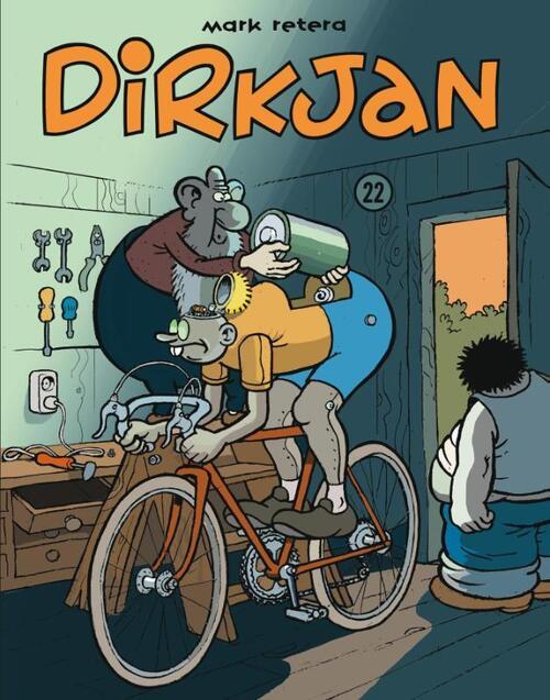 Dirkjan - Deel 22 kopen