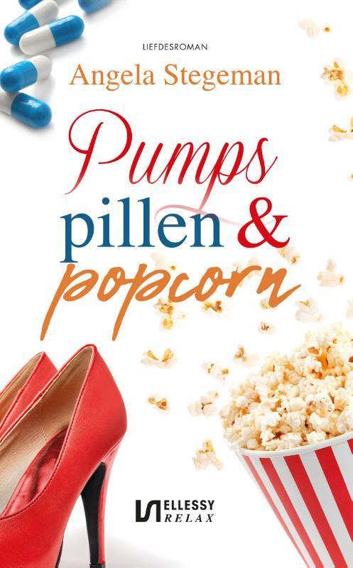 Pumps, pillen & popcorn - Angela Stegeman