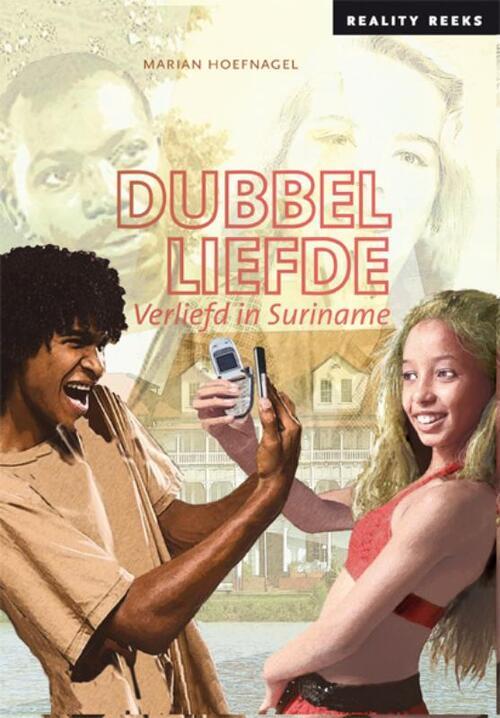 Reality Reeks Dubbelliefde - Marian Hoefnagel