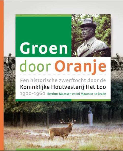 Afbeelding van Groen door Oranje