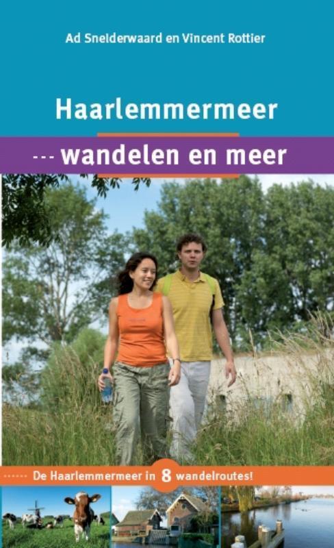 Afbeelding van Haarlemmermeer, wandelen en meer
