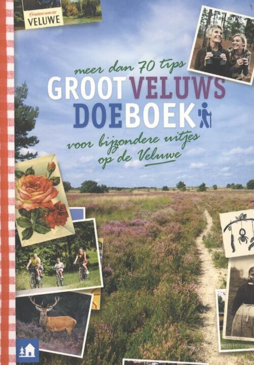Afbeelding van Groot Veluws doeboek