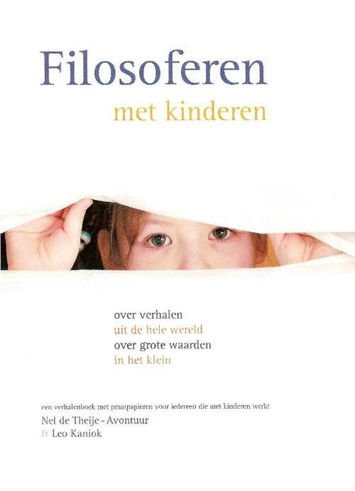 Filosoferen met kinderen - Leo Kaniok, Nel de Theije-Avontuur
