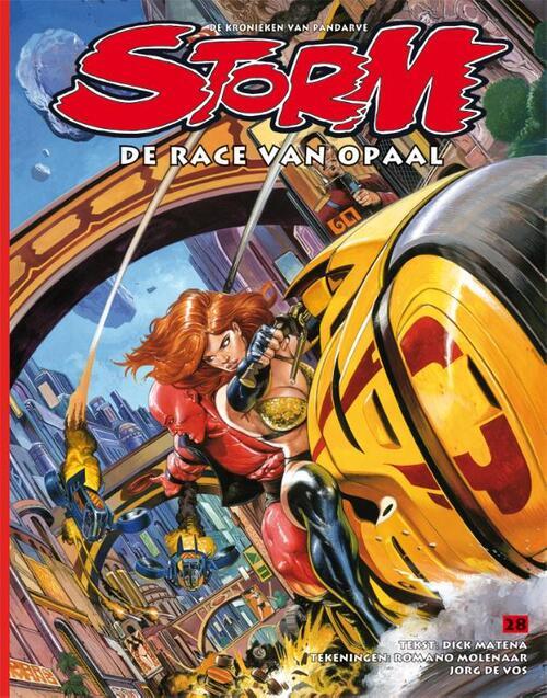 Storm 28 - De race van Opaal kopen