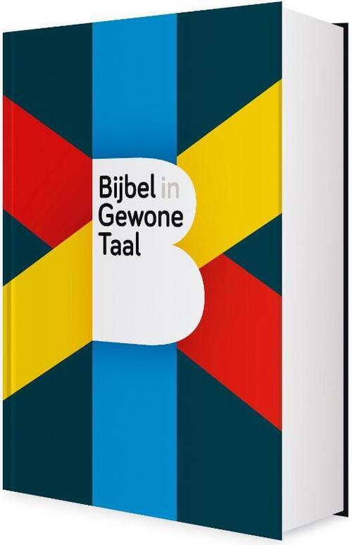 Bijbel in Gewone Taal Hardcover Op werkdagen voor 23:00 uur besteld, volgende dag in huis Nederlands Bijbelgenootschap