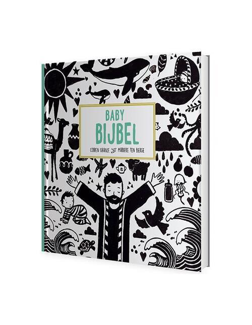 Babybijbel Hardcover Op werkdagen voor 23:00 uur besteld, volgende dag in huis Nederlands Bijbelgenootschap