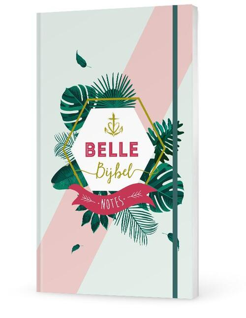 Belle Bijbel notes Paperback Op werkdagen voor 23:00 uur besteld, volgende dag in huis Nederlands Bijbelgenootschap