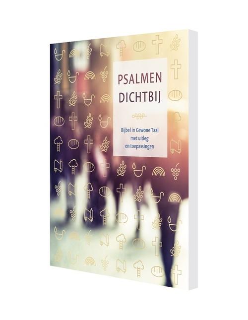 Psalmen Dichtbij (set van 5) Paperback Op werkdagen voor 23:00 uur besteld, volgende dag in huis NBG