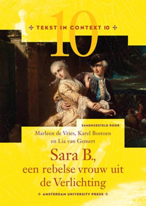 Afbeelding van Sara B., een rebelse vrouw uit de Verlichting
