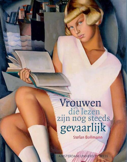 Afbeelding van Vrouwen die lezen zijn nog steeds gevaarlijk