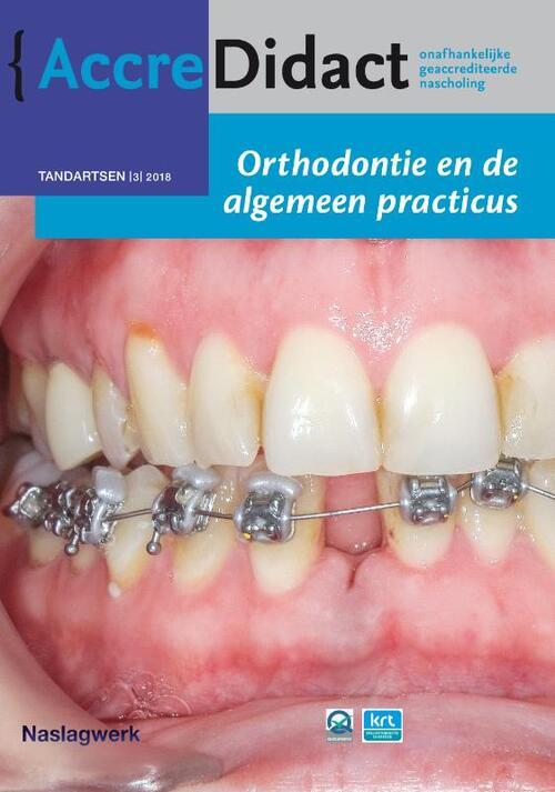 Afbeelding van Orthodontie en de algemeen practicus