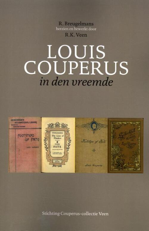 Louis Couperus in den vreemde