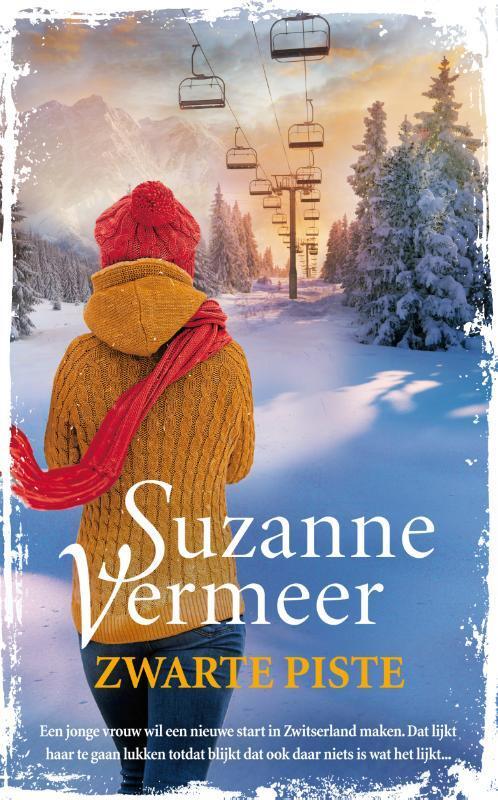 Zwarte piste suzanne vermeer 9789400505094 boek bookspot voorkant boek fandeluxe Gallery